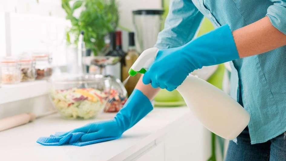 Los cinco errores más comunes que se cometen en la desinfección de Covid-19