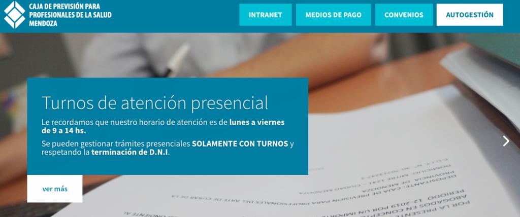 Para facilitar el registro en la Plataforma de Autogestión de la Caja de la Salud Mendoza se elaboró un video instructivo.
