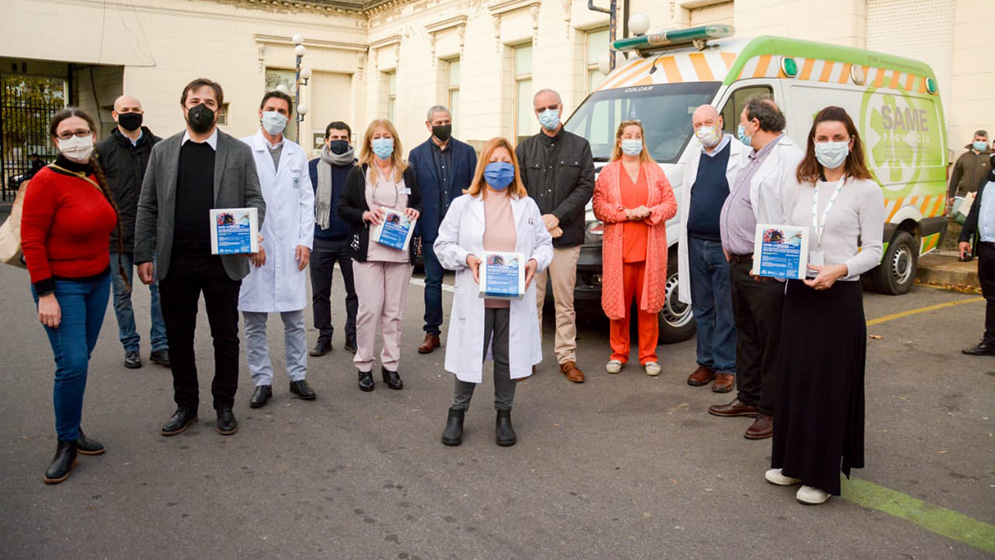 Los test de diagnóstico rápido NEOKIT-COVID-19 y ELA- CHEMSTRIP llegan a los hospitales públicos