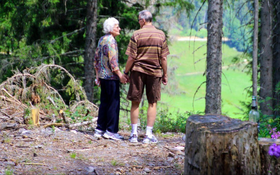 La amistad para los adultos mayores es un factor fundamental