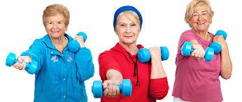 Ser sano, sentirse joven, junto al poder de la gimnasia en cuarentena