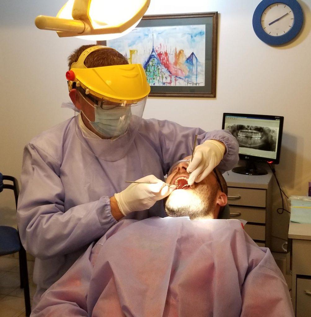 Los ingresos de los odontólogos en Mendoza cayeron casi un 70% en pandemia