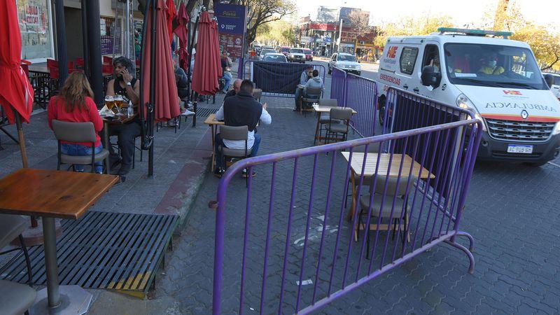 Covid-19: el pico de casos en Mendoza sería a fines de octubre