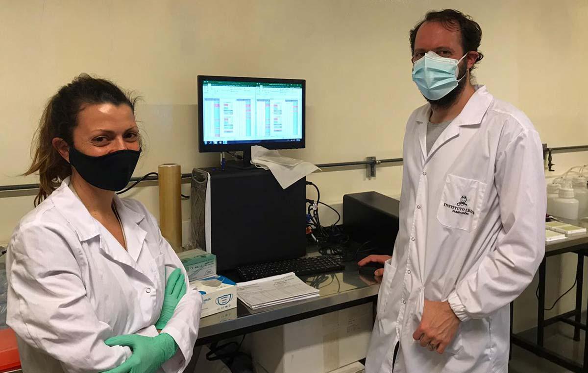 El Instituto Leloir inaugura laboratorio de serología para vigilancia de COVID-19