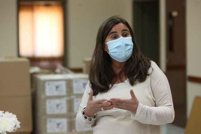 """Nadal: """"La única forma de darle batalla a la pandemia es vacunando"""""""