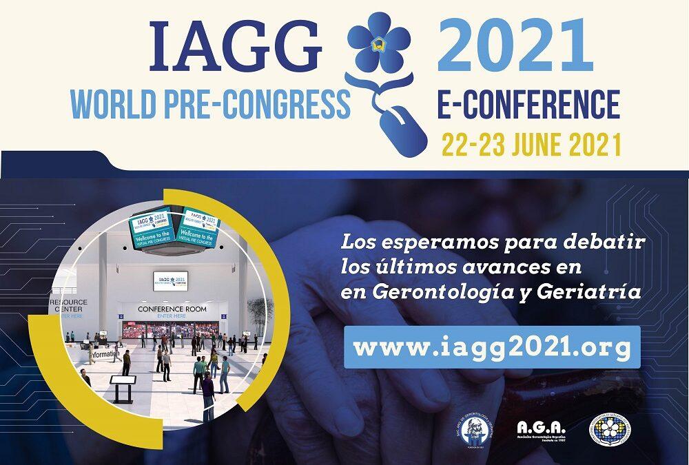 IAGG 2021: World Pre-Congress