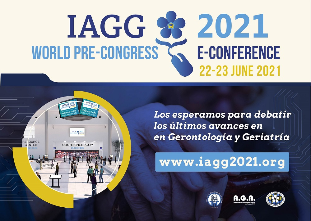 IAGG 2021: Últimas dos semanas de tarifa temprana