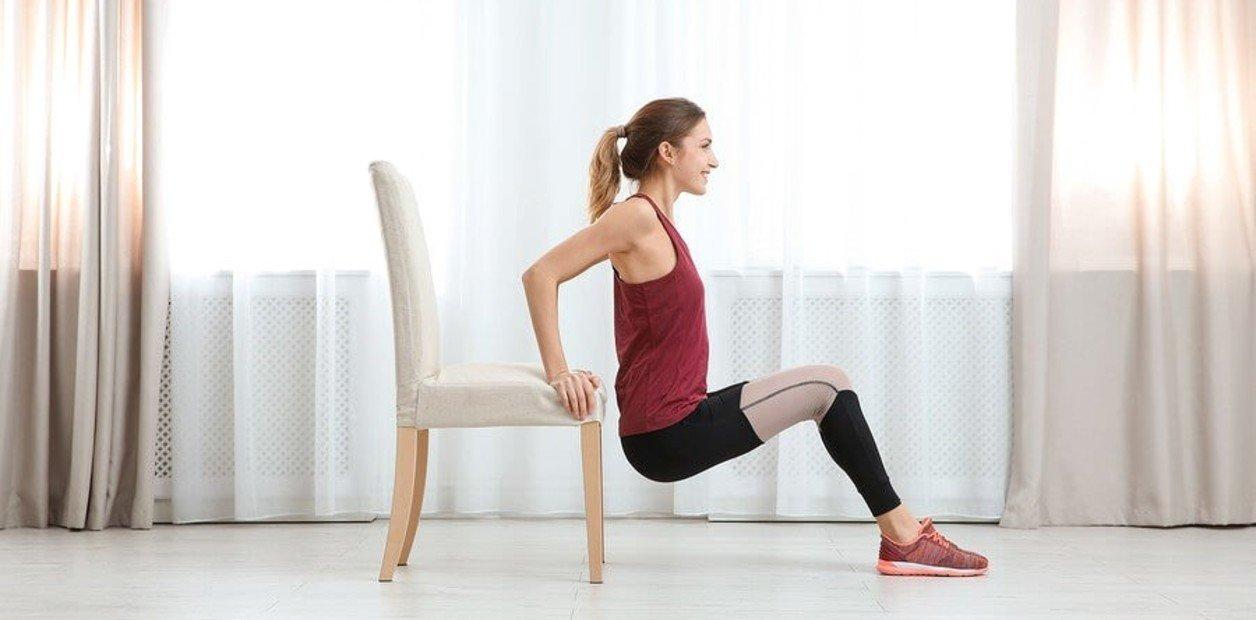Ejercicios: 4 objetos que tienes en tu casa y puedes usar para entrenar