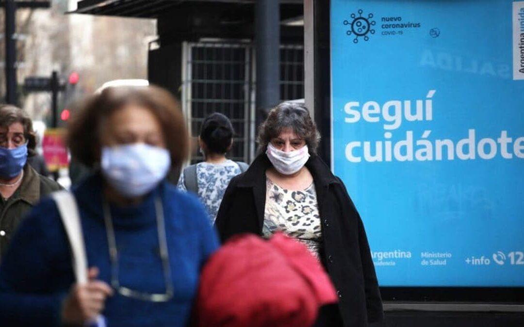 Pandemia COVID: en Argentina esperan la tercera ola en los próximos meses