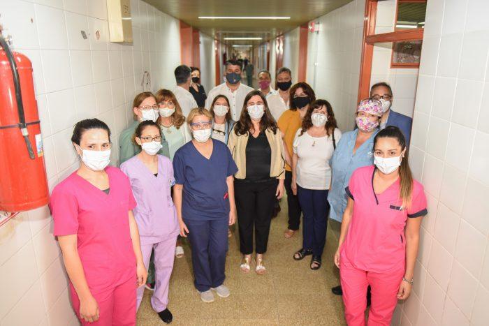 Restablecen oficialmente las licencias para el personal de salud en Mendoza